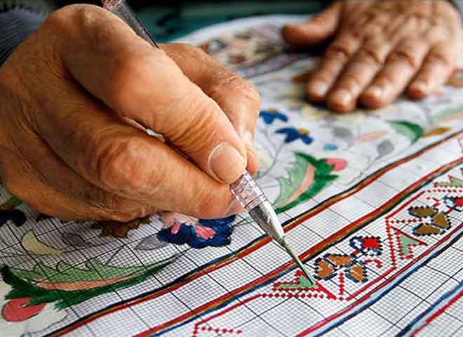 طراحان فرش کاشان