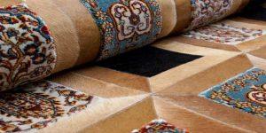 فرش پوست یا فرش چرم