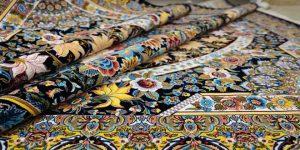پرزدهی فرش های ماشینی