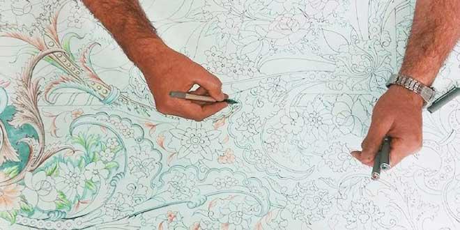 طراحان نامدار فرش ایران