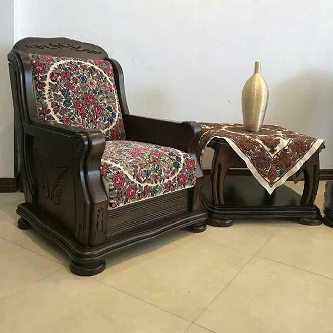 خرید مبل قالی کرمان