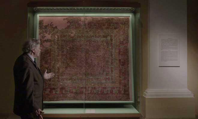 فرشهای دستباف تاریخی