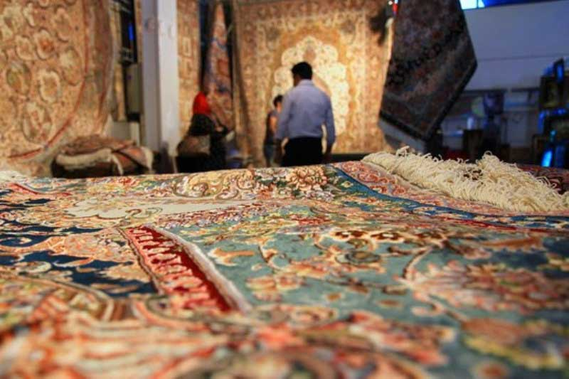 فرش دستباف در ایران