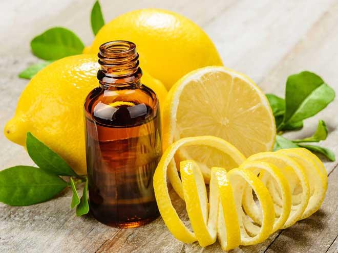 از بین بردن بوی نم با لیمو