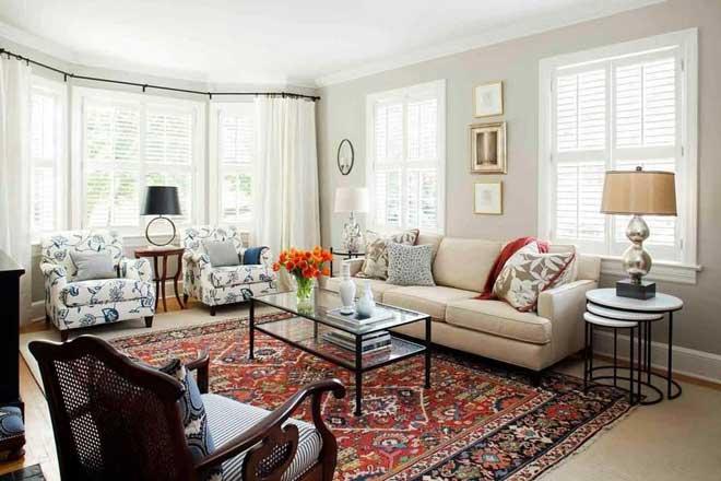 انتخاب فرش ماشینی خوب مناسب با سبک زندگی