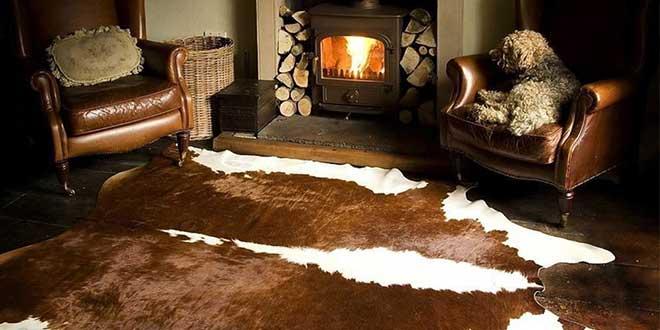 روش شستن فرش پوست چیست؟
