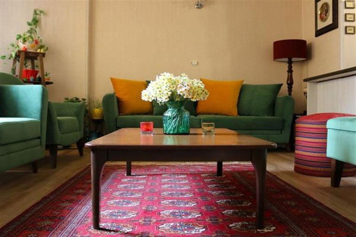 ویژگیهای طرح و نقش ترکمن