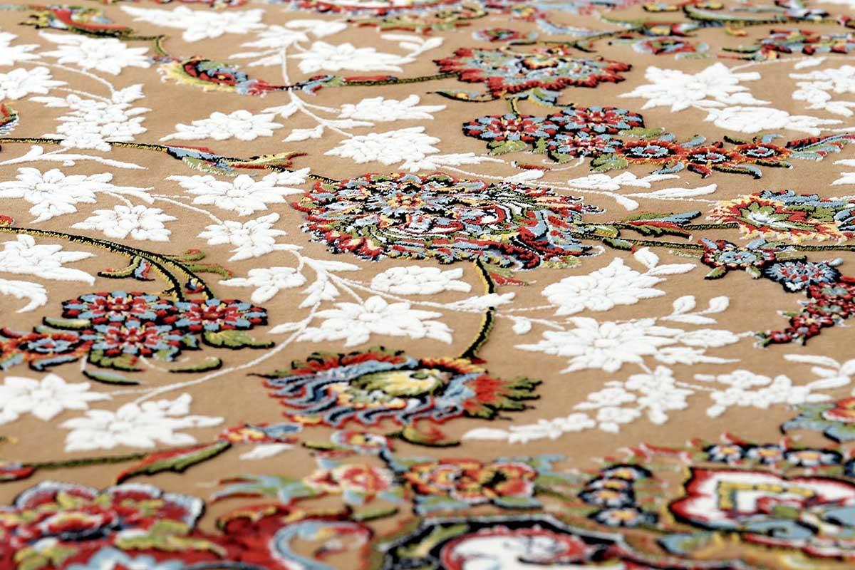 مزایا و معایب فرش گل برجسته