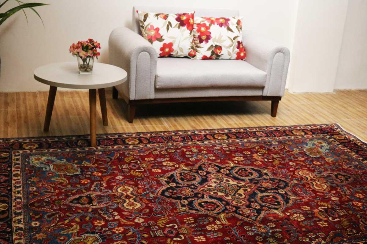 طراحی فرش مشهد