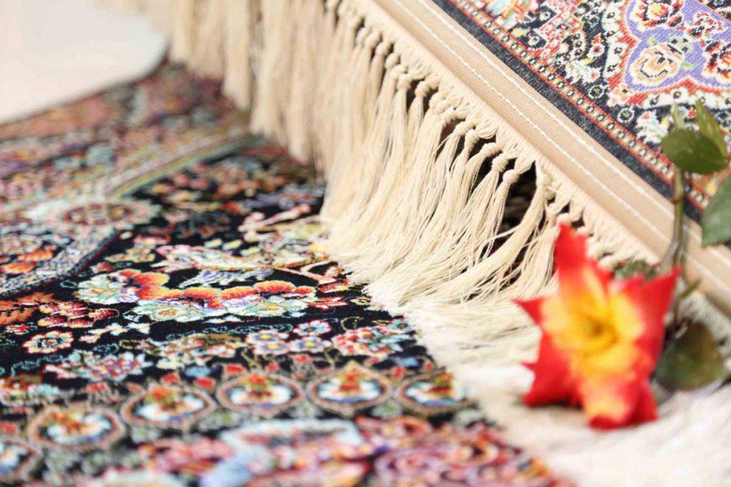 اهمیت تراکم در فرش